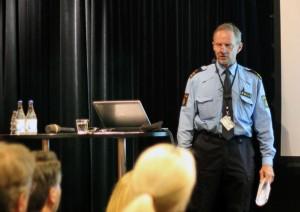 Anders Olofsson på seminarie 15/5 2014