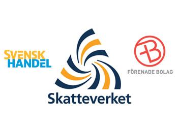 skatteverket förenade bolag svensk handel